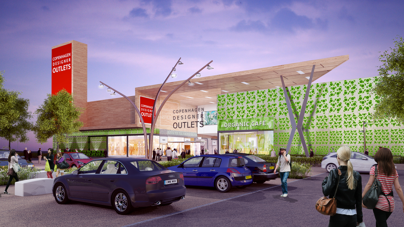 Major new Designer Outlet Centre project launched in ...